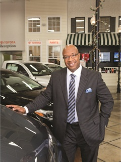 Mylas Copeland is the general manager of Green Toyota Scion Volkswagen Audi in Springfield, Ill.