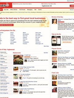 Edmunds and Yelp each filed separate lawsuits this summer against third-party websites attempting to post fake reviews.