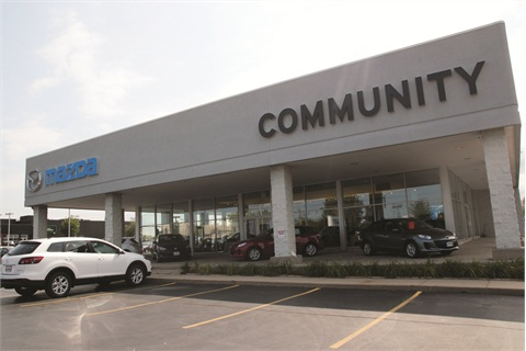 General Manager Lou Renfroe says the staff at Community Mazda of Tinley Park (Ill.), works long hours Monday through Saturday. Renfroe can't recall a single customer complaining that the store was closed on a Sunday.
