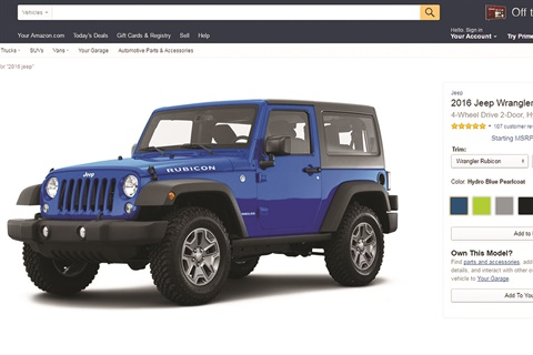 "Amazon launched Amazon Vehicles in late August, billing its new portal as a ""car research destination and automotive community"" for car shoppers to view vehicle specs, images, videos and customer reviews for thousands of vehicles. Observers believe the e-tailer's new research tools function much like Autotrader and Cars.com — minus the lead portion of their services."