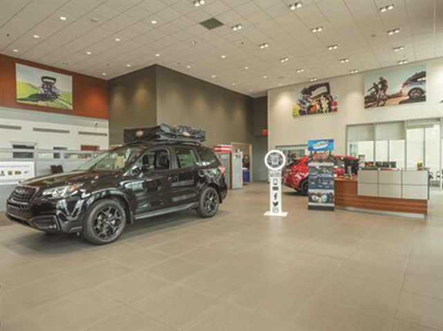 The store's four-person F&I team is currently averaging more than $1,500 per copy on new retail sales. Service contracts penetrate at a rate of 53%, while the dealership's GAP and prepaid maintenance offerings penetrate at 34% and 27% clips, respectively.