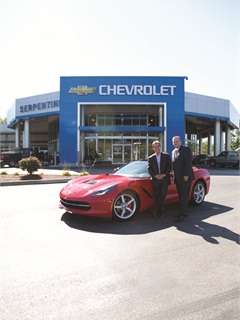 Dealer Bob Serpentini hired Nate Gault in 2009 as a producing F&I director at his Chevrolet store in Strongsville, Ohio.