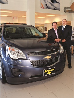 of nate gault the f i team at serpentini chevrolet of strongsville. Cars Review. Best American Auto & Cars Review