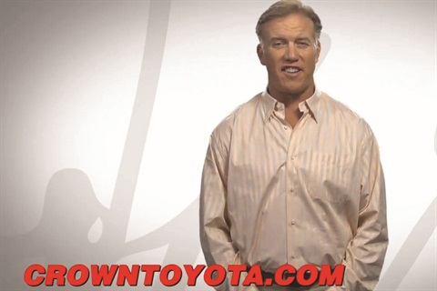 <p><strong>NFL legend John Elway plays an active role in marketing and promoting his Southern California dealership as CEO. </strong></p>
