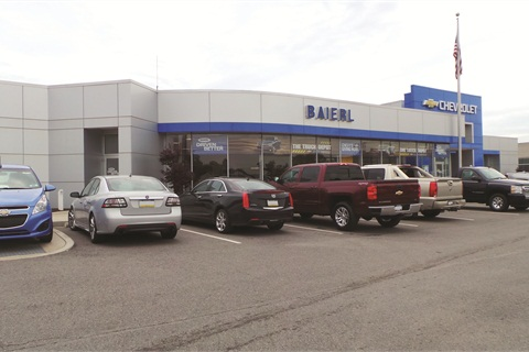 Founded in 1954, Wexford, Pa.-based Baierl Automotive operates 10 rooftops and employs 650 individuals while maintaining a small business approach.