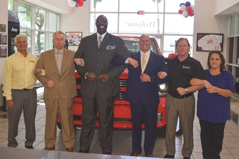 The connection between Alvin Heggs and his core management team runs deep. They worked together for 12 years at Houston's Spring Chrysler Jeep Dodge Ram before opting to follow Heggs to Mesa, Ariz., to turn around a struggling Superstition Springs.