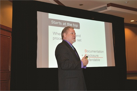 <p><em>The attention social media is getting from regulators was the subject of a workshop led by Rich Moore this past November at Texas Compliance Summit. The director of training for Protective Asset Protection said dealers are setting themselves up by not giving their social media ads the same compliance review they give their traditional advertisements.</em></p>