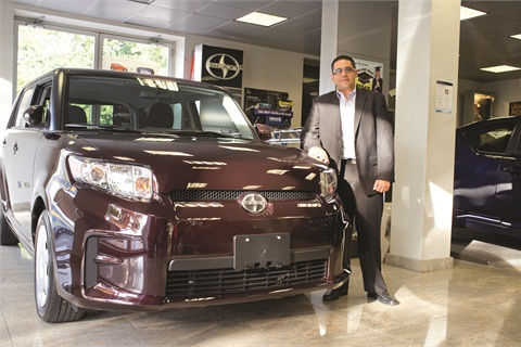 Joe Ciaccia discovered Pinterest while searching for home decorating ideas. That experience led the social media and web manager to open up an account on the social network for his Brooklyn, N.Y.-based Bay Ridge Toyota.