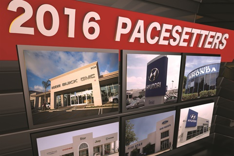 Setting the Pace - Article - F&I and Showroom