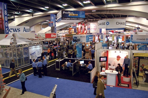 NADA 1011 attracted a crowd of more than 18,000 attendees to San Francisco's Moscone Center, where they were greeted by 368 exhibitors.