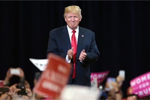 President Donald Trump promised sweeping regulatory reform on the campaign trail and could play a pivotal role in easing or eliminating some regulations affecting the auto finance industry. Photo by Gage Skidmore