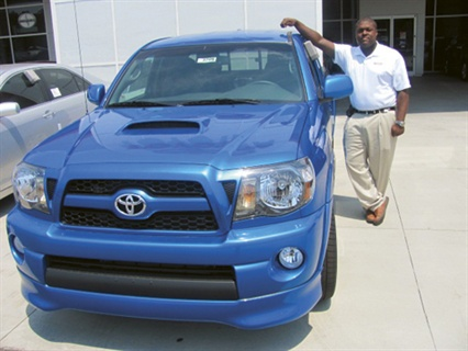 Dealerships like Randy Martin's Dick Dyer Toyotasaw some of its best incentives pulled for the month of May in reaction to Toyota's initial production estimates. Two weeks later, however, incentives were back.