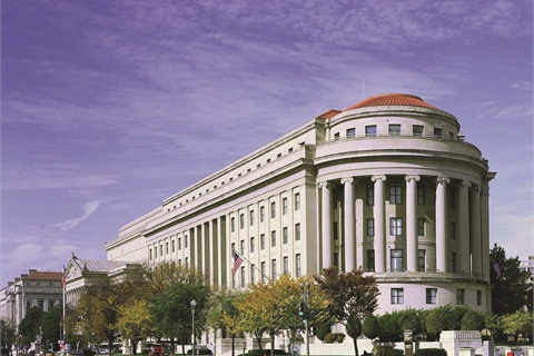 The Federal Trade Commission branched into the automotive segment with the enactment of the Buyer's Guide Rule.