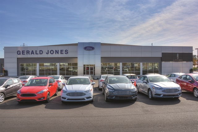 Dealer Andy Jones was just 11 years old when his father Gerald and a business partner opened the dealership on which the Gerald Jones Auto Group was founded. The year was 1974. The location was August, Ga. Today, the group is based in Martinez, Ga., where it operates and auto mall representing eight brands. The group also operates a Ford-Lincoln store in Augusta, Ga.