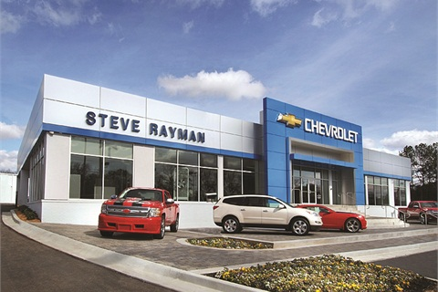 <p>Steve Rayman Chevrolet's Ray Whitlow has seen many of his pins showing up on Google Images searches. One way companies can make their brands visible is by strategically placing keywords within Pinterest content, and by using hashtags — keywords following the