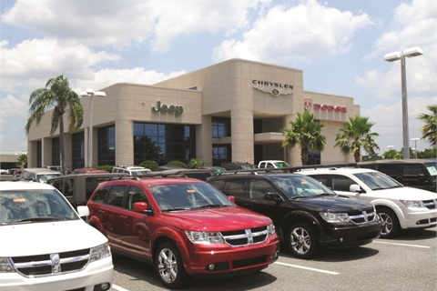 Greenway Dodge's 21-member Internet team is trained to respond to an Internet lead within nine minutes.