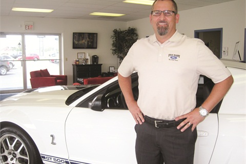 Compliance software helped Jason Gorr confirm his suspicions about a customer posing as a car buyer from Tennessee. His actions helped law enforcement arrest the ID thief, who had bilked five dealerships in four states.