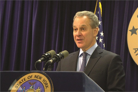 Attorney General Eric Schneiderman settled with Paragon Motors for $13.5 million in June. The dealer group was charged with selling an illegal credit repair product to 15,000 consumers.