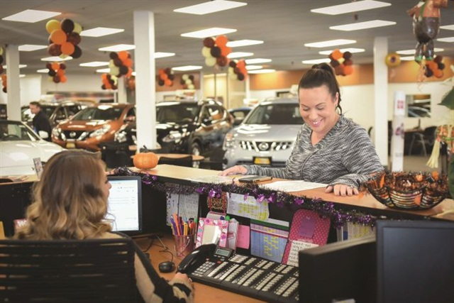 Atlantic Auto Group's director of business development, Toni Anne Fradette, leads a digital marketing strategy that includes 22 stores and is backed by ongoing sales and BDC training.