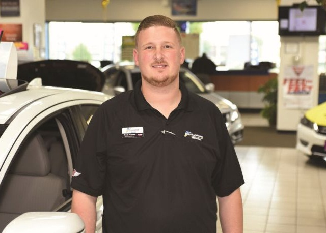 Toni Anne's husband, Frank Fardette, serves as general sales manager at Atlantic Honda. He says Atlantic Auto Group puts a priority on effective management and training.