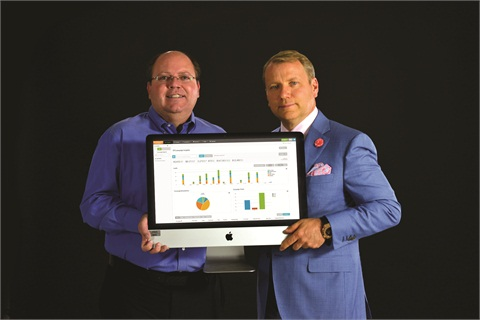 The author (right) teamed withDon Boyle, vice president and general manager of the Scott Family of Dealerships, to create an online marketing campaign designed to drive more service traffic to the five-rooftop auto group.