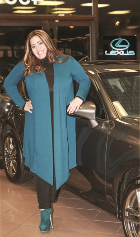 Rose Cruz recently worked with Somos Partners Inc. on campaigns aimed to bring in more female car buyers.