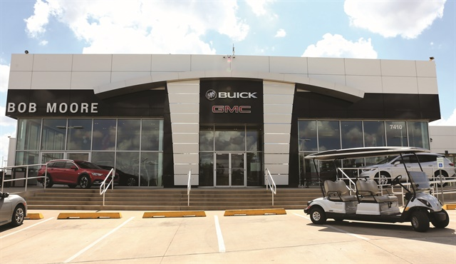 The Oklahoma City dealership is part of the 14-store, Bob Moore Automotive Group, which has two stores in the final round of the magazine's F&I Dealer of the Year contest.