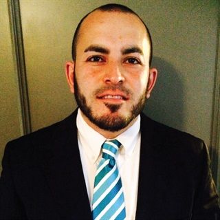 Sales Pro of the Month Oscar Rodriguez. Photo: Jessica Rodriguez