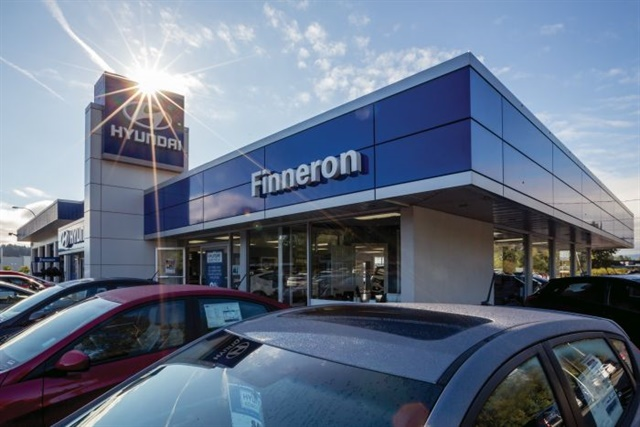 "Located in ""pickup country"" on the east coast of Vancouver Island in British Columbia, Canada, Finneron Hyundai boasts a 12% market share for a brand that averages 8% nationwide."