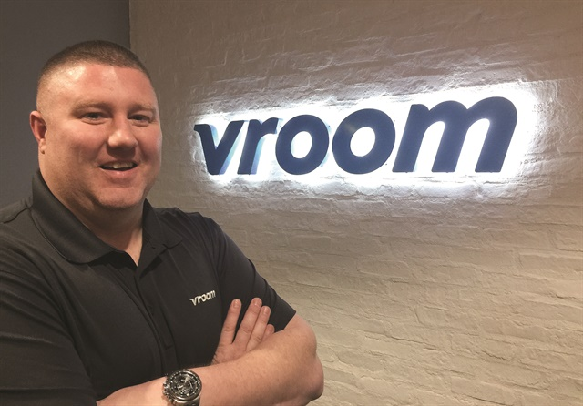 Vroom Corporate Controller Todd Wilkinson says the national reach out-of-state titling affords the online retailer is central to its growth.