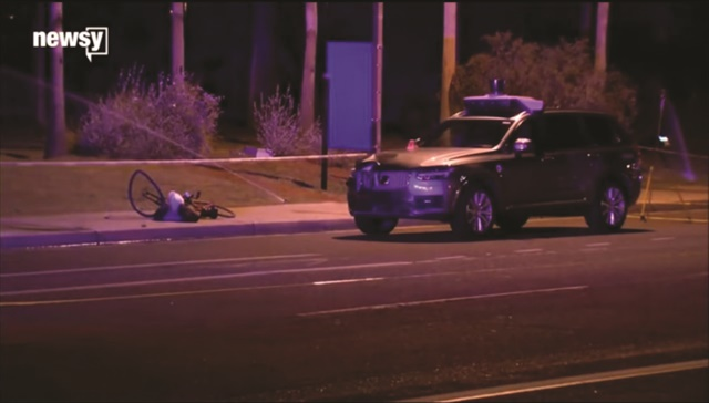 Elaine Herzberg was struck and killed on March 18 by an autonomous vehicle being tested by Uber on the streets of Tempe, Ariz. The accident occurred at approximately 10 p.m., when Herzberg was walking her bicycle across the street in an area with no crosswalks.