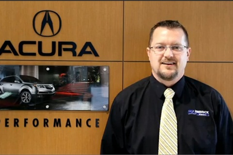 Dave Kreuser, the sales manager at Zimbrick Acura, uses an employee-first approach that translates into better customer service.