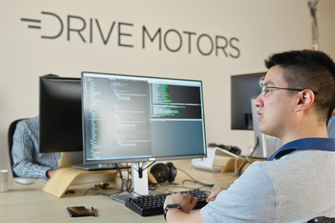 Drive Motors is compatible with any dealership website. All it takes to integrate the online checkout solution is a snippet of code added to a site's header.