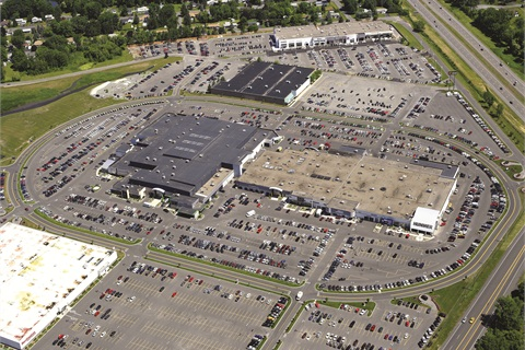 After purchasing its 90-acre mall complex, Driver's Village relocated and consolidated its dealerships into a 500-square-foot retail space.