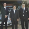 Department heads Greg Zeigler, Lance Digges and Bob Glasser each played a role in boosting JM Lexus' revenue from CPO units when new-vehicle sales began to slip.