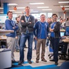 <p><em>The executive team for AutoGravity includes CTO Martin Prescher, CEO Andreas Hinrichs, COO Nicholas Stellman, and COO Serge Vartanov.</em></p>