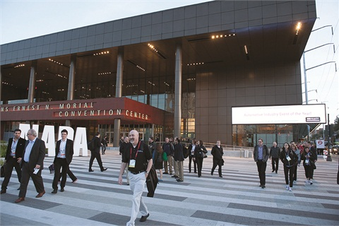 Attendees of the 2014 NADA Convention & Expo stream out of New Orleans' Morial Convention Center. The four-day event offered countless opportunities for education, networking and socializing.