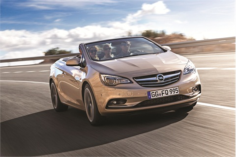 <p>If you like the look of the Opel Cascada, you may be in luck. In March, GM&rsquo;s German cousins pulled the plug on sales to China and announced tentative plans to ship a Buick-badged version of the Cascada to the U.S.&nbsp;</p>