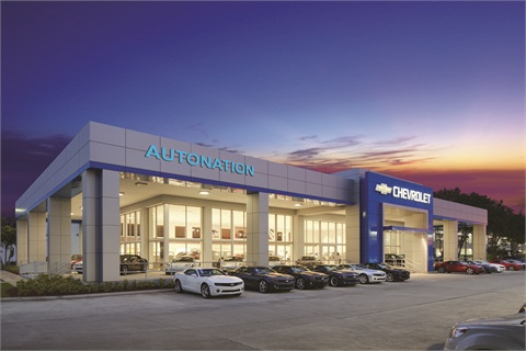 As the nation's largest vehicle retailer, AutoNation made waves in April when executives announced plans to invest at least $50 million in their own websites to generate leads in-house.