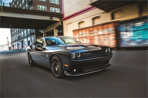 A 700-horsepower edition of the Dodge Challenger will compete with a similarly suped-up Dodge Charger as well as 600-plus-hp Corvettes and Mustangs in the 2015-MY.