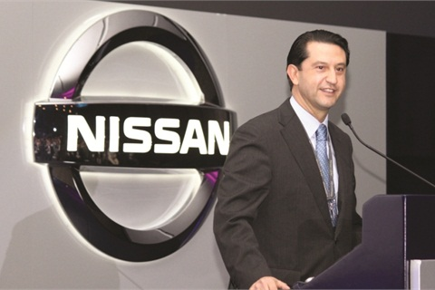 José Muñoz, Nissan's North American chairman, appeared to be caught off-guard when the NADA warned Nissan dealers that they shouldn't be pressured to give the OEM high scores on dealer surveys.