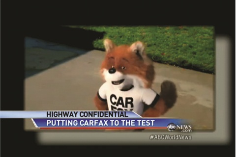 "On March 17, ABC's ""20/20"" aired a damaging report on Carfax. One of the claims made is that AutoCheck provides more accurate reports."