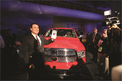 There was excitement at this year's North American International Auto Show, but nothing like the excitement Ziegler remembers as a kid when new models were unveiled every September.
