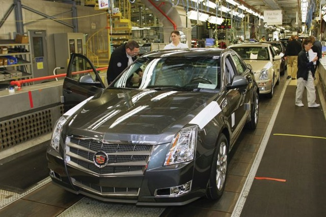 Ziegler says small-volume Cadillac dealers, some of whom are reportedly being offered low-six-figure buyouts, are the first victims of a series of baffling decisions made by division president Johan de Nysschen. Courtesy of General Motors Co.