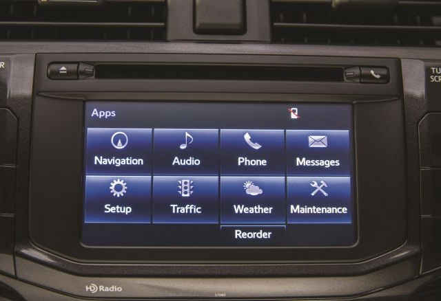 The author fears that in-dash touchscreens designed to emulate smartphones promote distracted driving by forcing drivers to look down at the dashboard and away from the road.