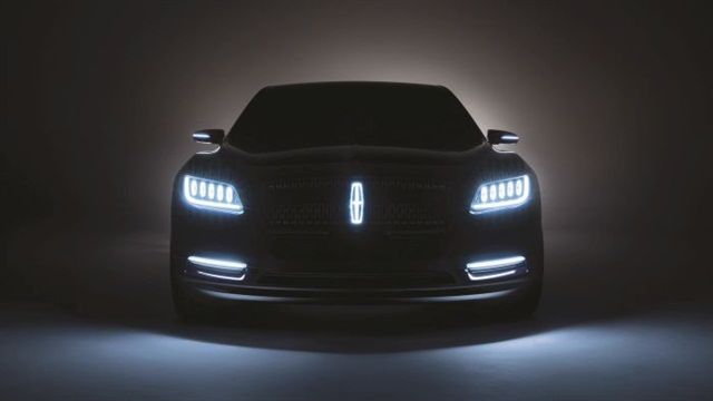 The author believes Lincoln may be getting back on track with the planned launches of a new Continental (above), Navigator and Aviator after a series of alphanumeric model names depleted the luxury marque's brand identity.