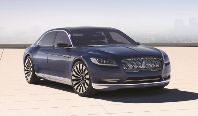 The recently revealed Lincoln Continental concept car is a signal that Ford has abandoned its alphanumeric model-naming strategy for its highline brand.