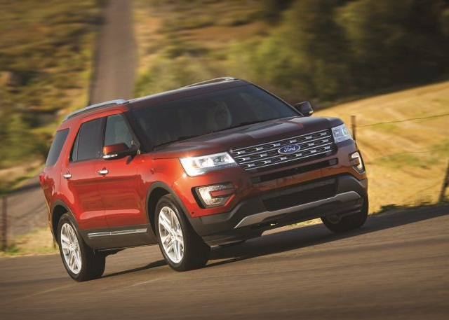 After much deliberation, the author settled on the 2016 Ford Explorer Limited and began the process of finding a dealer.