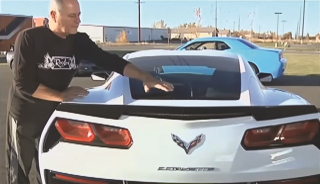 David Ressler was also an avid Corvette collector, and amassed a collection of 55 of the most coveted Corvettes.