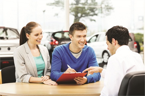 Subprime is back, and 'Da Man' believes more franchised dealerships will go beyond secondary lenders and start their own buy-here, pay-here operations.